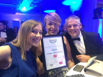 KDW recognised at the FSB Hertfordshire Business Awards