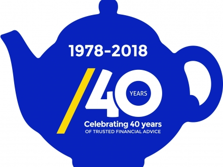 Celebrating 40 years - Afternoon Tea at Sopwell House